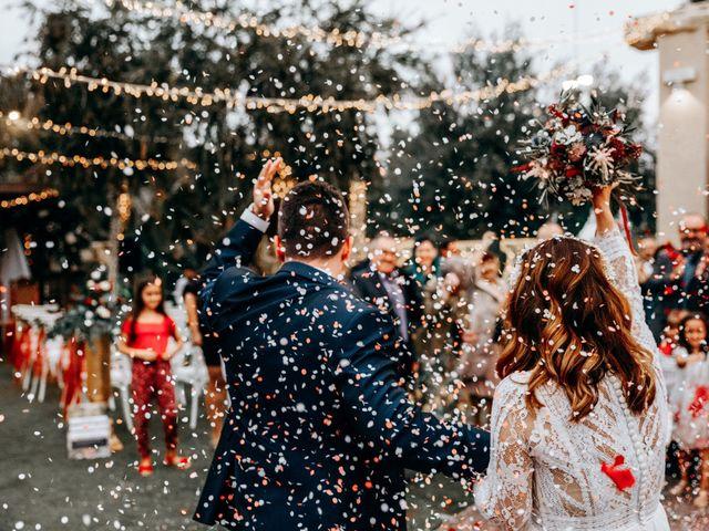 La boda de Elier y Loli en Rojales, Alicante 43