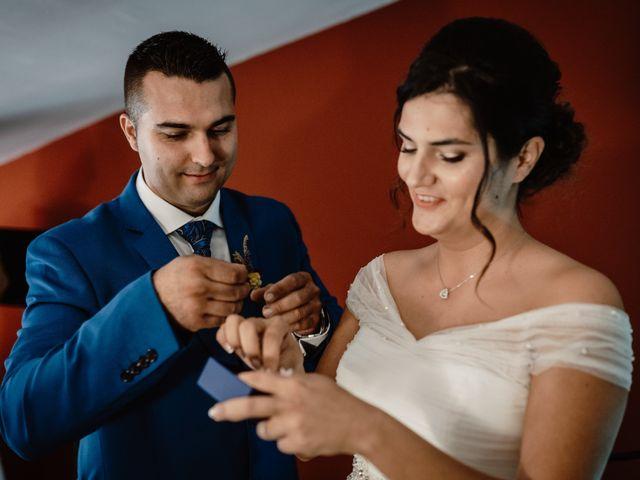 La boda de Estrober y Natalia en Tarancon, Cuenca 13