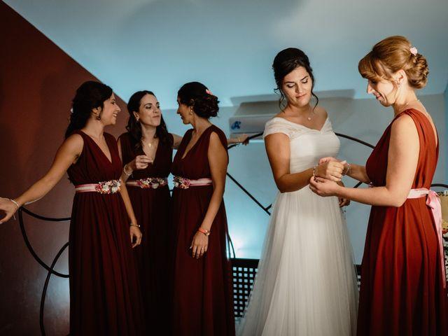 La boda de Estrober y Natalia en Tarancon, Cuenca 15