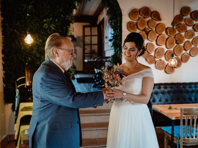 La boda de Estrober y Natalia en Tarancon, Cuenca 16
