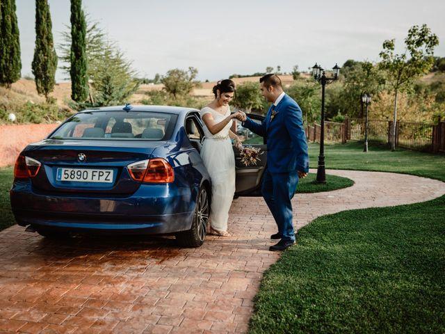 La boda de Estrober y Natalia en Tarancon, Cuenca 19