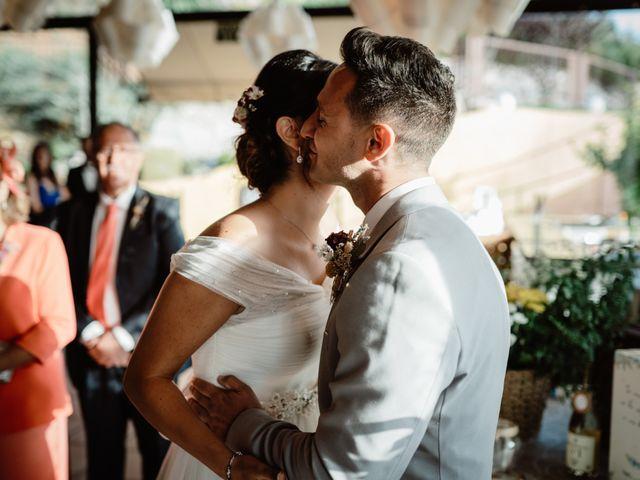La boda de Estrober y Natalia en Tarancon, Cuenca 22
