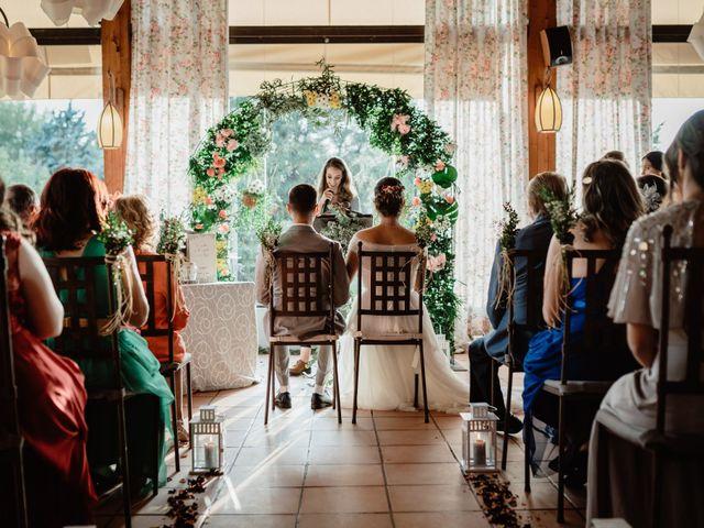 La boda de Estrober y Natalia en Tarancon, Cuenca 24