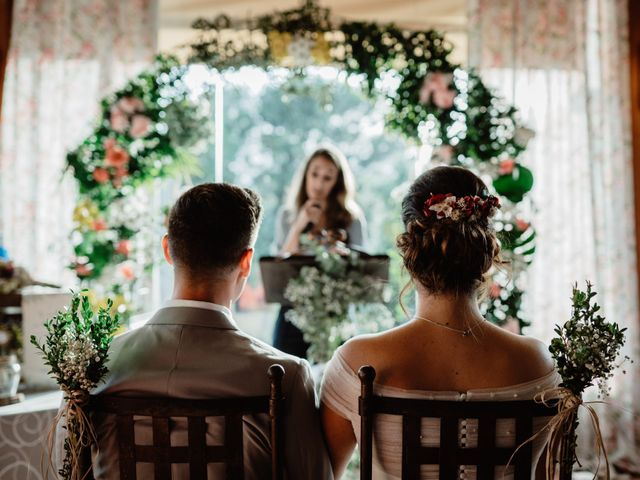 La boda de Estrober y Natalia en Tarancon, Cuenca 25