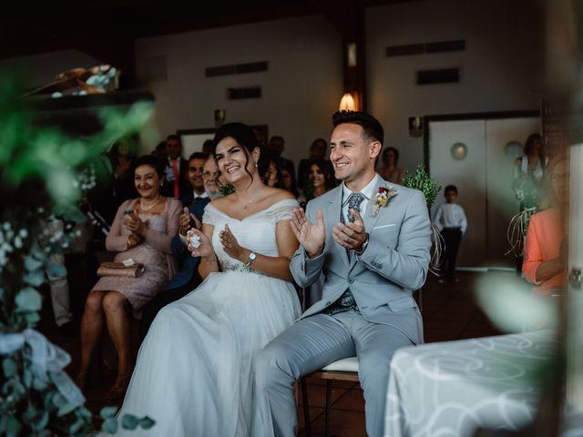 La boda de Estrober y Natalia en Tarancon, Cuenca 28