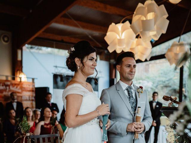 La boda de Estrober y Natalia en Tarancon, Cuenca 30