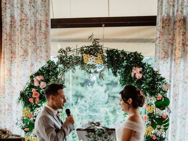 La boda de Estrober y Natalia en Tarancon, Cuenca 31