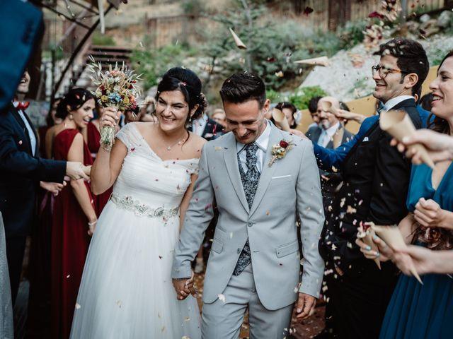 La boda de Estrober y Natalia en Tarancon, Cuenca 33