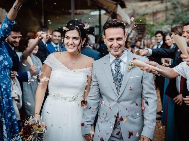 La boda de Estrober y Natalia en Tarancon, Cuenca 34