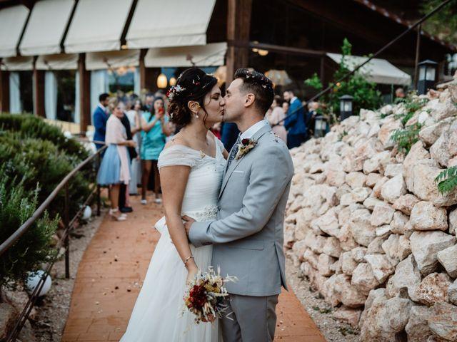 La boda de Estrober y Natalia en Tarancon, Cuenca 35