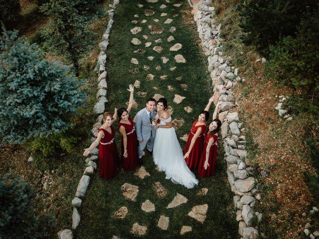 La boda de Estrober y Natalia en Tarancon, Cuenca 37