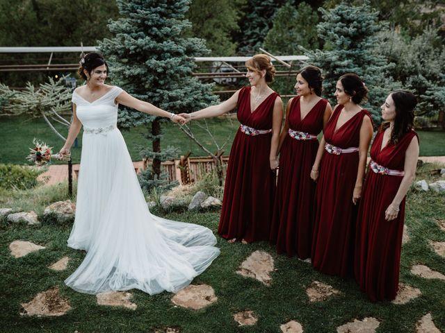 La boda de Estrober y Natalia en Tarancon, Cuenca 38