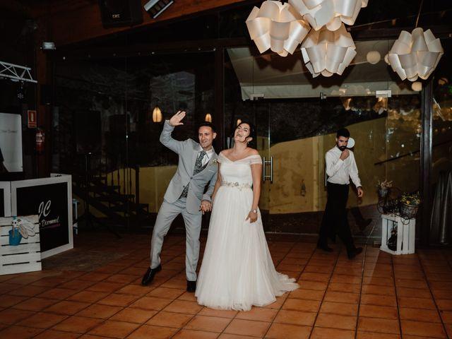 La boda de Estrober y Natalia en Tarancon, Cuenca 39