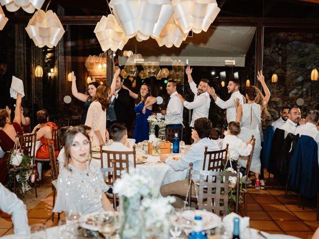 La boda de Estrober y Natalia en Tarancon, Cuenca 40