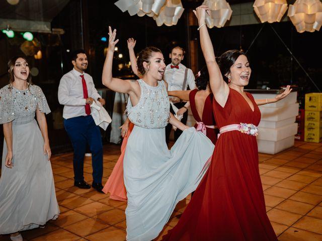 La boda de Estrober y Natalia en Tarancon, Cuenca 41