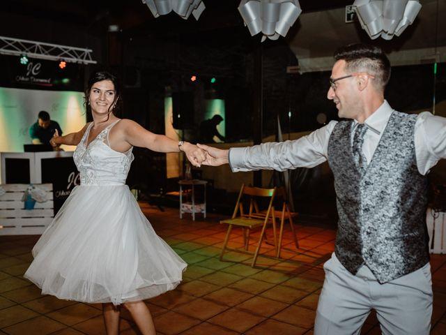 La boda de Estrober y Natalia en Tarancon, Cuenca 45
