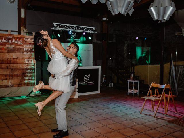 La boda de Estrober y Natalia en Tarancon, Cuenca 46