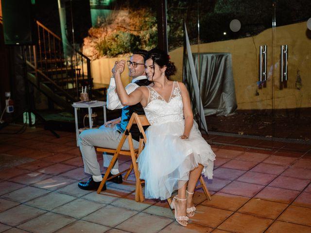 La boda de Estrober y Natalia en Tarancon, Cuenca 47