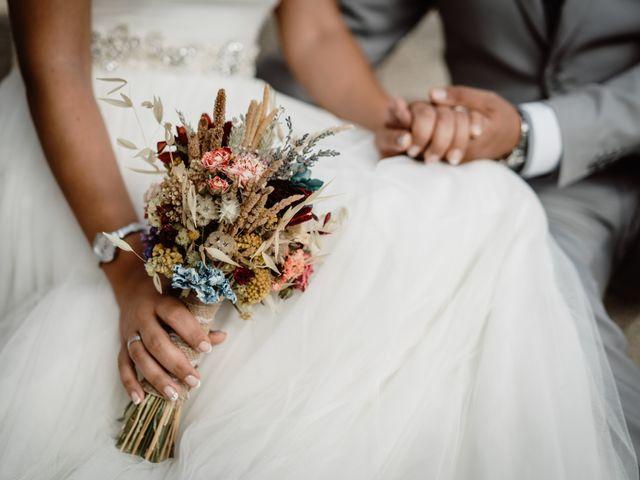 La boda de Estrober y Natalia en Tarancon, Cuenca 48
