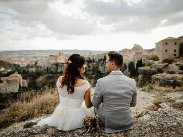 La boda de Estrober y Natalia en Tarancon, Cuenca 52