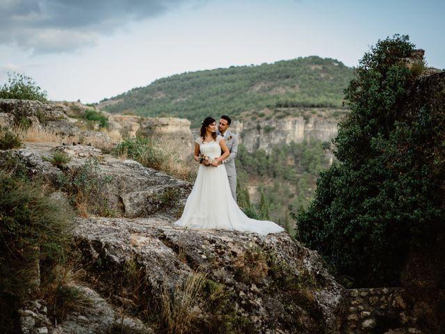 La boda de Estrober y Natalia en Tarancon, Cuenca 53