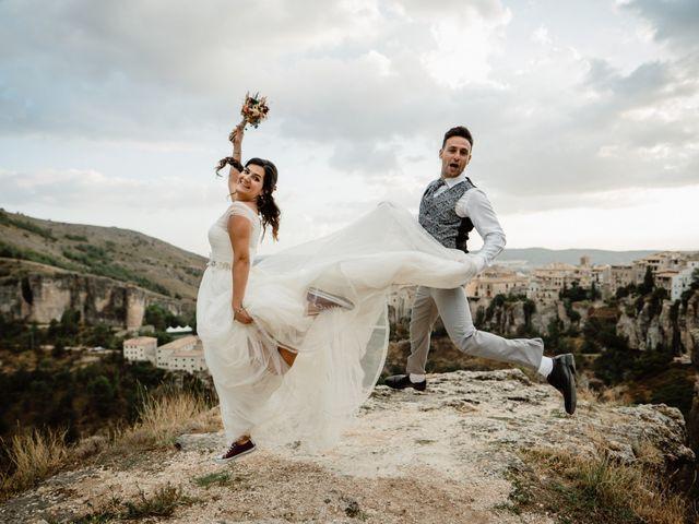 La boda de Estrober y Natalia en Tarancon, Cuenca 54