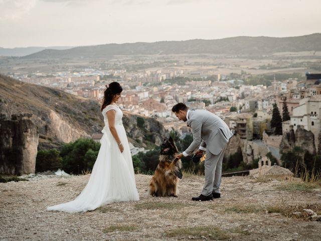 La boda de Estrober y Natalia en Tarancon, Cuenca 56