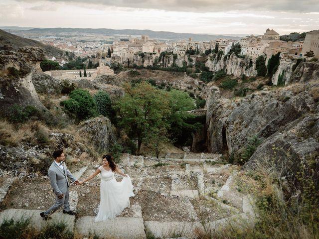 La boda de Estrober y Natalia en Tarancon, Cuenca 57