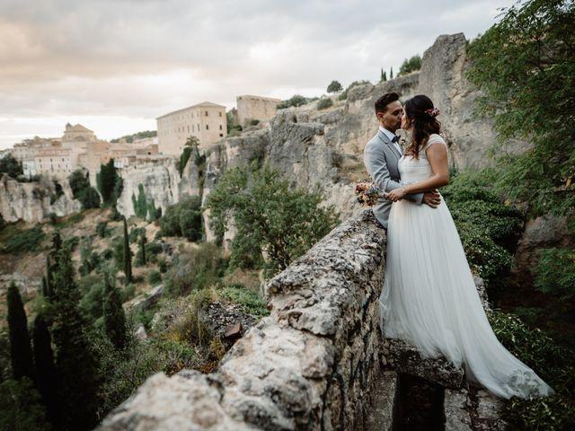 La boda de Natalia y Estrober