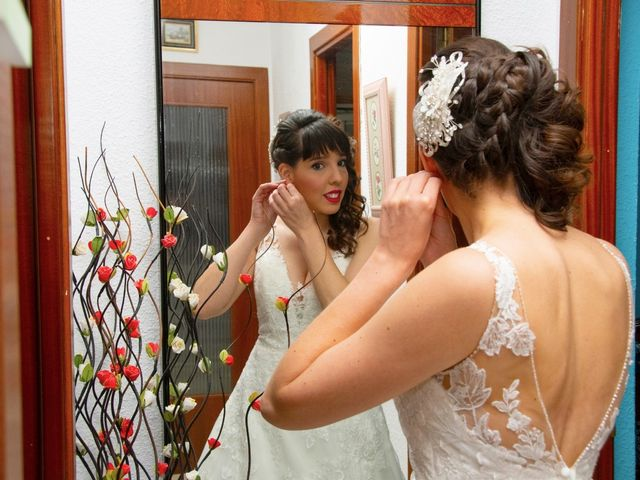 La boda de Fran y Pamela en Brunete, Madrid 11