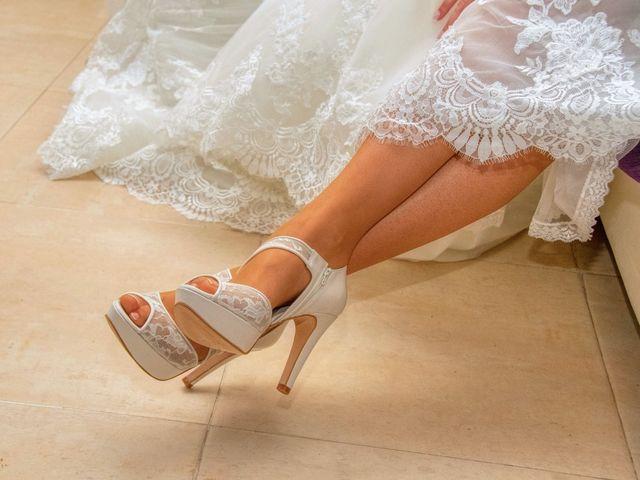 La boda de Fran y Pamela en Brunete, Madrid 12