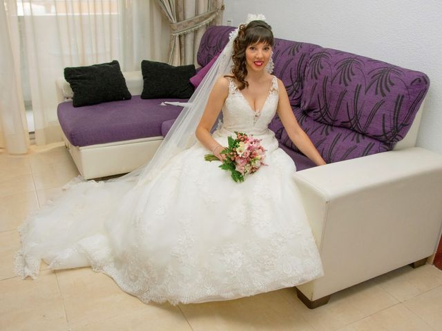 La boda de Fran y Pamela en Brunete, Madrid 14