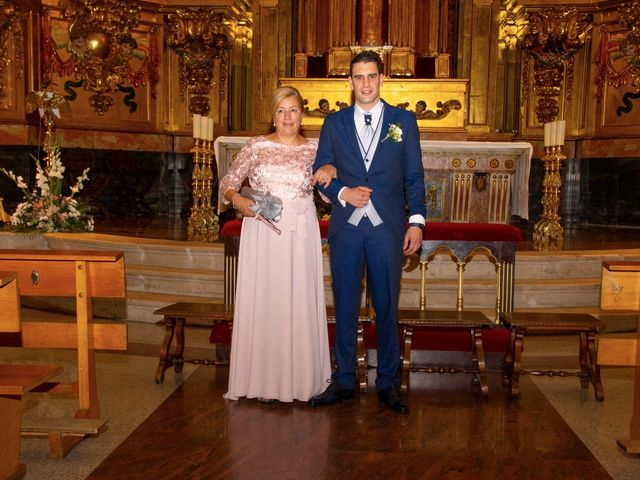 La boda de Fran y Pamela en Brunete, Madrid 16