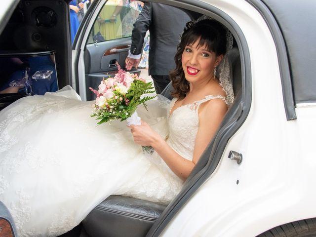La boda de Fran y Pamela en Brunete, Madrid 17