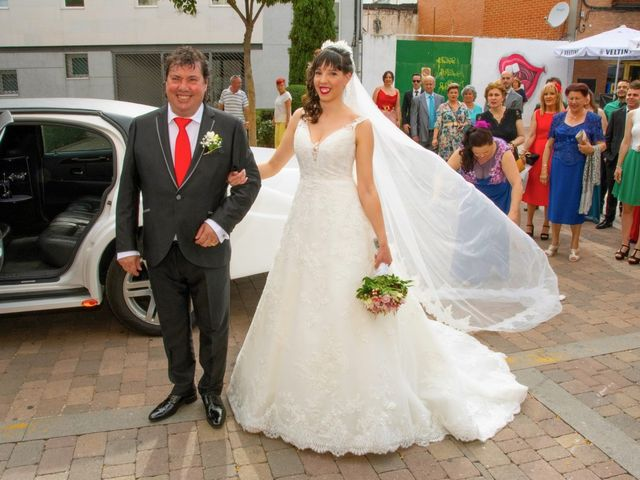 La boda de Fran y Pamela en Brunete, Madrid 18