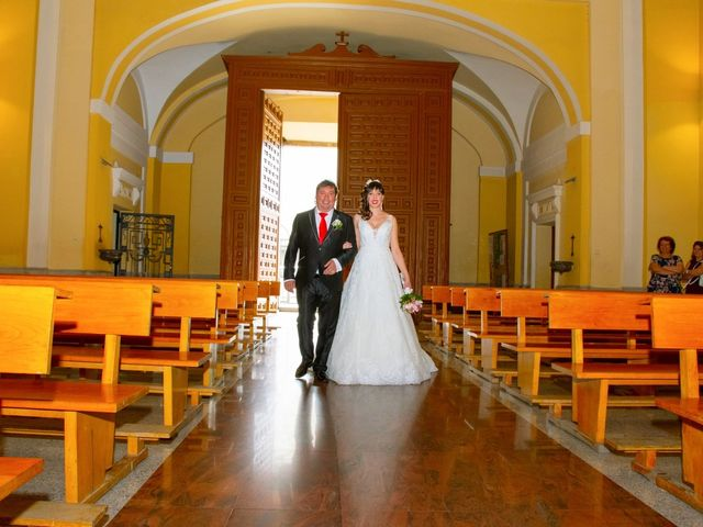 La boda de Fran y Pamela en Brunete, Madrid 19