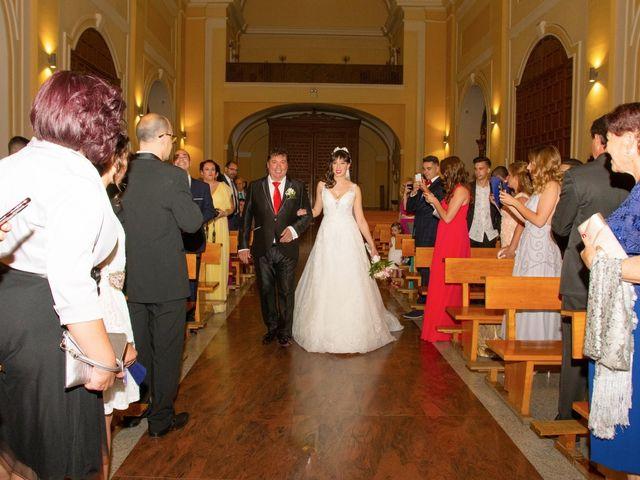 La boda de Fran y Pamela en Brunete, Madrid 20