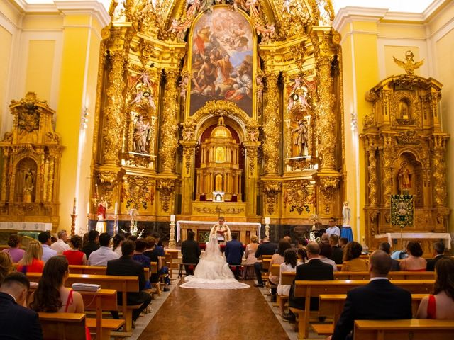 La boda de Fran y Pamela en Brunete, Madrid 21