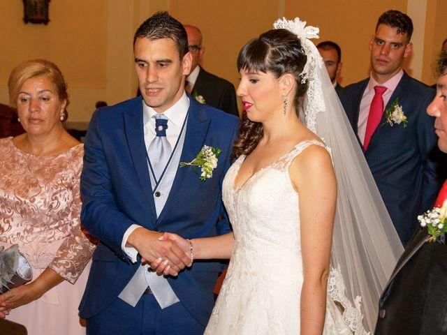 La boda de Fran y Pamela en Brunete, Madrid 22
