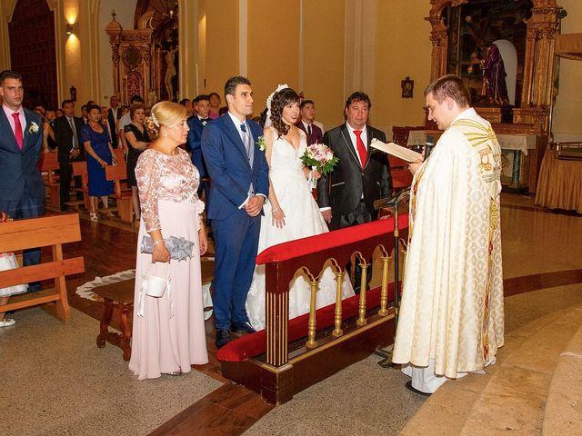 La boda de Fran y Pamela en Brunete, Madrid 23