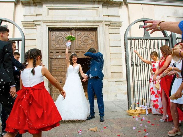 La boda de Fran y Pamela en Brunete, Madrid 24