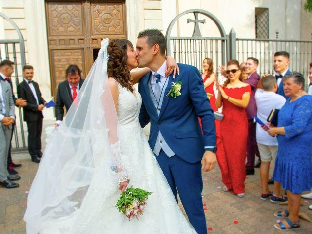 La boda de Fran y Pamela en Brunete, Madrid 1