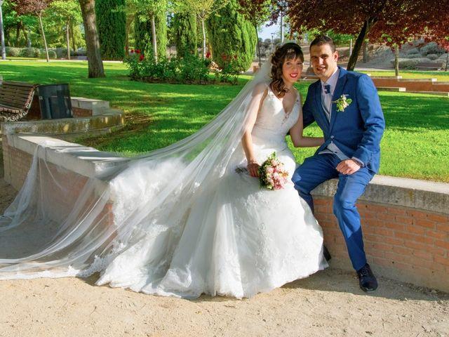 La boda de Fran y Pamela en Brunete, Madrid 25