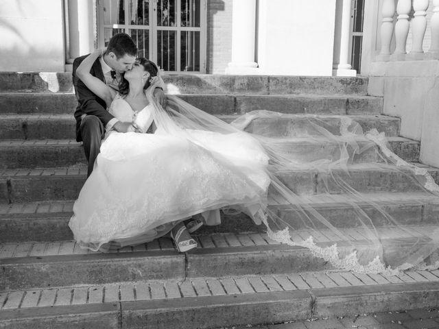 La boda de Fran y Pamela en Brunete, Madrid 28