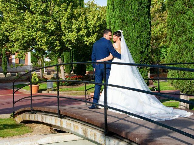 La boda de Fran y Pamela en Brunete, Madrid 30