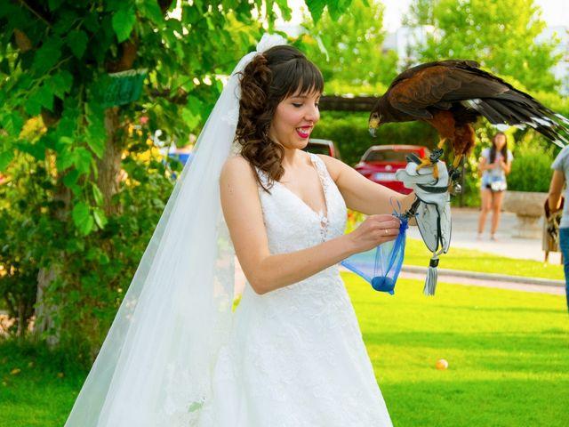 La boda de Fran y Pamela en Brunete, Madrid 33
