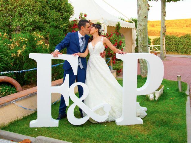 La boda de Fran y Pamela en Brunete, Madrid 36