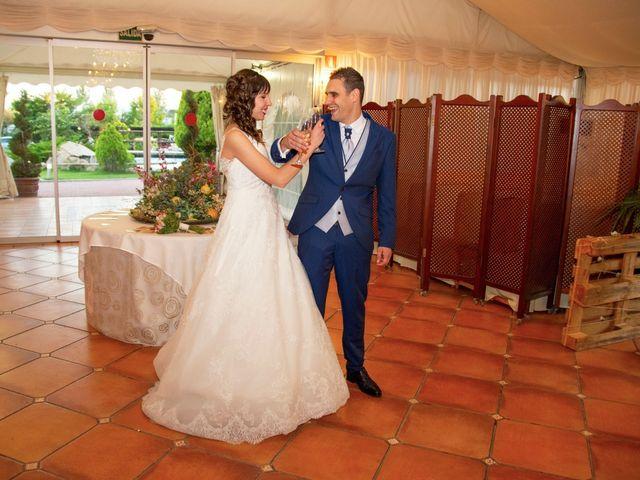 La boda de Fran y Pamela en Brunete, Madrid 37