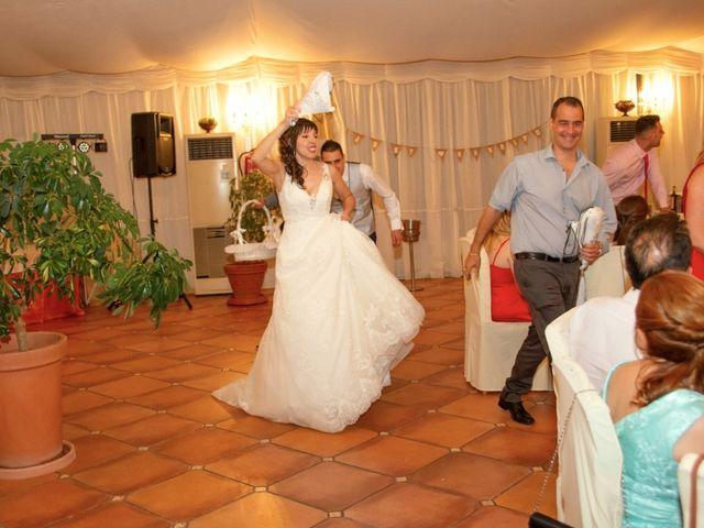 La boda de Fran y Pamela en Brunete, Madrid 38