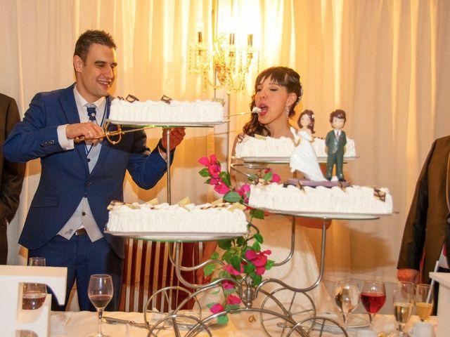 La boda de Fran y Pamela en Brunete, Madrid 39